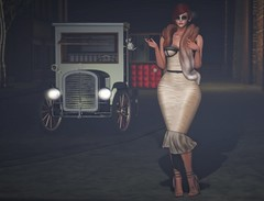 Vintage Fair Opens Today (Kess Crystal @ The Glamour Sauce) Tags: secondlife sl slfashion slgirls vr virtualreality virtualgirls virtualfashion vintage retro palegirlproductions nyne belleepoque essenz vanityevent zoom foxes gingerfishposes thechambersociety