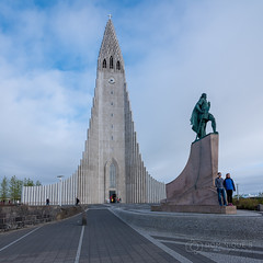 Hallgrimskirkja (Dominique Schreckling) Tags: 2018 europe iceland islande reykjavik