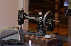 Old School - E X P L O R E D (Clint__Budd) Tags: 118picturesin2018 haberdashery sewing sewingmachine gieveshawkes chester