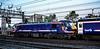 Worst (darkprince66 (Tug Chasing Super Hero :D)) Tags: crewe firstscotrail sleepertrain dbschenker skoda class90 90019 railway locomotive