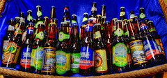 Pick_a_Pack (Guyser1) Tags: beer pickapack liquorstore hdr westyellowstone canoneos7d