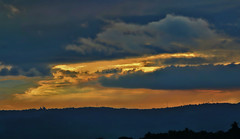 this days ... (Ca_500000) Tags: philippines taal sunset clouds magic