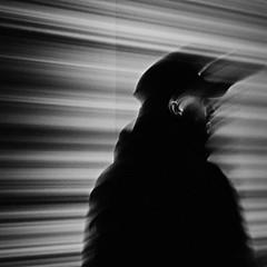 Shpeeed of light (HariRaj Ji) Tags: harirajji blur blurism blurisnotdead softblur tatemodern london monochrome nikon thankyou