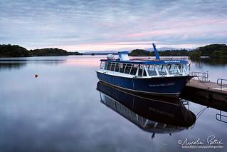 Lough Leane, crépuscule