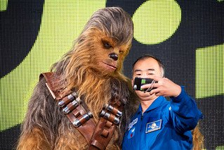 Solo: A Star Wars Story Japan Premiere Red Carpet: Noguchi Soichi