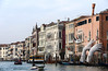 Venice 威尼斯 (MelindaChan ^..^) Tags: italy 意大利 venice 威尼斯 gondola boat water canal canalgrande transport trrafic chanmelmel mel melinda melindachan heritage history life ride tourist house