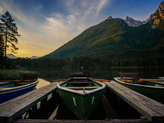 F l o a t i n g (davYd&s4rah) Tags: hintersee berchtesgaden lake boat rowingboat sunrise sonnenaufgang ruderboot sun tranquil calm mountains hills longexposure lowangle langzeitbelichtung ramsau 530am early morning shore treeline trees clouds misty olympus em10markii m1240mm f28 olympusm1240mmf28 8seconds ƒ71 wideangle lowpov pov reflections rising floating nationalparkberchtesgadenerland germany bavaria np