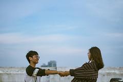IMG_0551 (đtt) Tags: love rooftop hanoi hanoians top sun cloud sky blue
