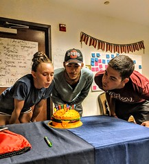 2018_RTR_Austin Adult Children Retreat 50 (TAPSOrg) Tags: taps tragedyassistanceprogramforsurvivors tapsretreat retreat austin texas adultchildrenretreat adultchildren indoor cropped 2018 military males woman candid birthday cake