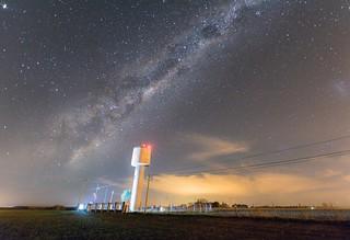 Vía Láctea de Abril 🌌