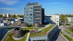 2018.05.11-18.37.04 - FIN LAND TUT (BUT@TUT) Tags: finland tampere university technology tut kampus areena erasmus exchangestudent