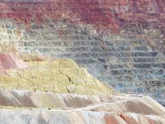 Santa Rita Mine, New Mexico (lotosleo) Tags: santaritamine chinomine newmexico nm silvercity landscape outdoor mountain crossamerica2016 mine color favorite richtung