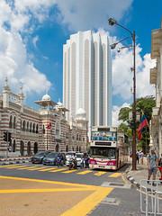Old and New - Kuala Lumpur, Malaysia