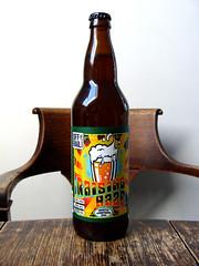 Raising Haze IPA (knightbefore_99) Tags: beer cerveza pivo tasty hops malt bottle drink offtherail local vancouver ne hazy ipa india pale ale muddy
