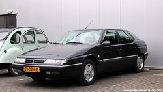 Citroën XM 2.0i 2000 (XBXG) Tags: 28dzrb citroën xm 20i 2000 citroënxm bxclub meeting xenonstraat almere nederland netherlands holland paysbas youngtimer old classic french car auto automobile voiture ancienne française vehicle outdoor