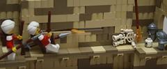 Close call (Beorthan) Tags: bobs eurobricks lego corrington moc mokolei