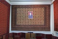 Turkmen Carpet at the Ashgabat Carpet Museum