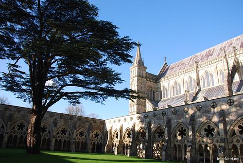 Солсберійський собор, Англія InterNetri United Kingdom 452