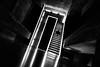 into the deep (moltofredo) Tags: bw black white sw schwarz weiss noireblanc monochrome silhouette human urban perspektive perspective