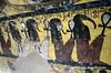 Protecting TT218 (konde) Tags: tt218 ancient luxor hieroglyphs newkingdom 19thdynasty deirelmedina tomb thebes art ankh