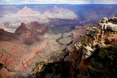 The Grand Canyon Arizona. (Bernard Spragg) Tags: travel nature arizona usa lumix landscape grandcanyon unesco scenery soe lumixfz1000 fz1000