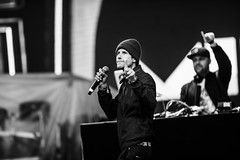 Mike D in concert (tinnitus photography) Tags: beastieboys genres hiphop miked timbugbee legend livemusic tinnitusphotography bostoncalling