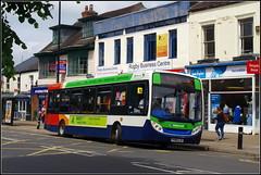 Stagecoach 36218 (Lotsapix) Tags: stagecoach midlands buses bus rugby d2 enviro enviro200 adl alexander 36218 kx60ljc