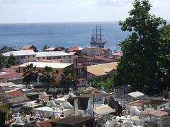 10/04/2k9 vu sur Saint Pierre de la Martinique (Dust.....) Tags: martinique caraibe outremer dom 972 paysages paysage lumiere nuage nuages photodepaysage landscape paisaje
