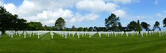 Normandy American Cemetery (berniedup) Tags: omahabeach normandyamericancemetery americancemetery cemetery collevillesurmer normandy