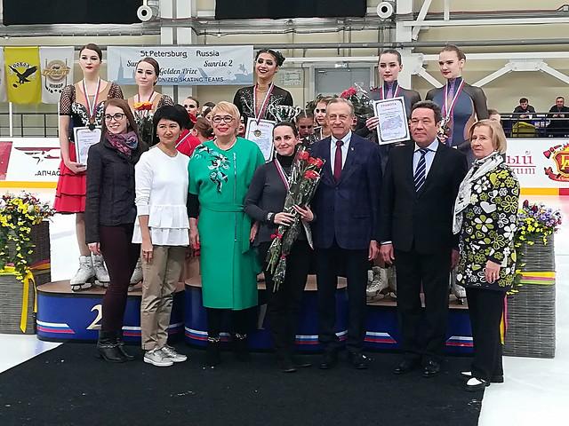 Чемпионат РФ  пофигурному катанию пройдет 19