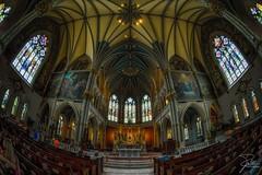 Cathedral of St. John the Baptist (Frank Kehren) Tags: church 815 cathedral savannah fisheye f5 ef815mmf4lfisheyeusm romancatholic georgia canoneos1dx