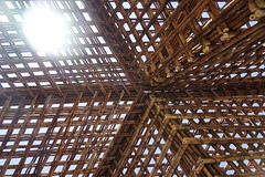 2018-05-FL-186877 (acme london) Tags: 2018 arsenale bamboo exhibition italy pavilion seating shading structure venice venicebiennale venicebiennale2018 warped wood