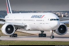 [ORY.2018] #Air.France #AF #Boeing #B773 #F-GSQT #COI #awp (CHRISTELER / AeroWorldpictures Team) Tags: air france boeing 777328 er msn 32846 616 eng ge ge90115b reg fgsqt history aircraft first flight built site everett kpae wa usa delivered airfrance af afr cabin config c14w32y422 plane aircrafts airplane planespotting b777 b773 777 coi paris olry ory lfpo nikon d300s 2018 raw lightroom nikkor 70300vr awp chr