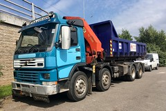 (richellis1978) Tags: fm7 davidson loader hook hookloader wheel 8 fm1 fm volvo lorry truck