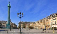 Paris (FRANCOIS VEQUAUD) Tags: paris capitale placevendôme 1erarrondissement colonevendôme placecélèbre hautejoaillerie hôtelritz cityscape