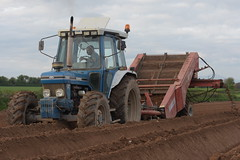 Ford 7810 Tractor with a Grimme Combi-Star Destoner (Shane Casey CK25) Tags: ford 7810 tractor grimme combistar destoner new holland casenewholland newholland blue castletownroche traktor trekker traktori tracteur trator ciągnik sow sowing set setting drill drilling tillage till tilling plant planting crop crops cereal cereals county cork ireland irish farm farmer farming agri agriculture contractor field ground soil dirt earth dust work working horse power horsepower hp pull pulling machine machinery grow growing nikon d7200