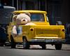 (seua_yai) Tags: northamerica california sanfrancisco thecity van ford econoline teddybear seuayai sanfrancisco2018