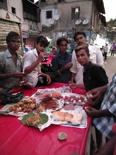 Iftar Time JJ Colony Bandra