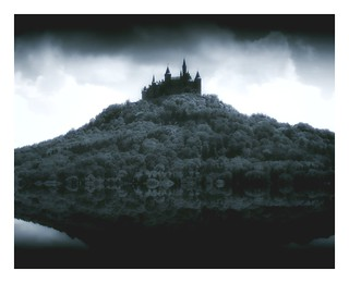 There are no rules of architecture for a castle in the clouds