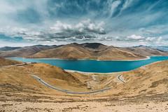DSC07356 (chyen01) Tags: tibet yamdrok a7 a7ii a7mk2 a7mkii fe21 fe2128 lake nature