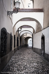 Ljubljana alley (www.chriskench.photography) Tags: xt2 slovenia copyright cities 18135 europe ljubljana kenchie wwwchriskenchphotography fujifilm travel si