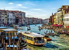 Venice Revisit - 2 (AaronP65 - Thnx for over 14 million views) Tags: italia italy venice venezia veneto it