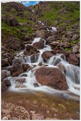 """Aguas de primavera"" (Gerkraus) Tags: cascada agua verde valledehecho canon"