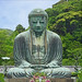Le Grand Bouddha du Kotoku-in (Kamakura, Japon)
