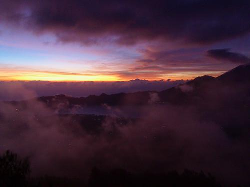 Mt Batur sunrise hike