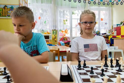 V Turniej Szachowy o Mistrzostwo Przedszkola Miejskiego Nr 1-14