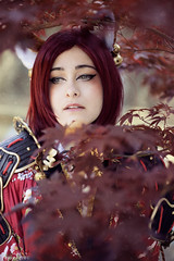 Kitsune (Florent Joannès) Tags: shooting shoot photo photography portrait photographie modeling mode makeup marseille manga 50mm 2018 cosplay mew kitsune fox