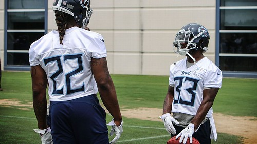Dion Lewis says he and Derrick Henry can be NFL's best RB duo - Tennessee Titans Blog