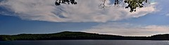 2018_0530West-Pond-Pano0001 (maineman152 (Lou)) Tags: panorama westpondpanorama pond lake water sky skycolor skyscape skyscene skyview clouds cloud cloudysky nature naturephoto naturephotography landscape landscapephoto landscapephotography may maine