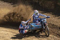 touch down (the-father) Tags: motocross sidecar race double dust mud stribro czechrepublic